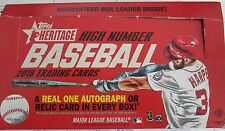 2016 TOPPS HERITAGE HIGH NUMBER BASEBALL CARDS, PICK ANY 20 TO COMPLETE YOUR SET