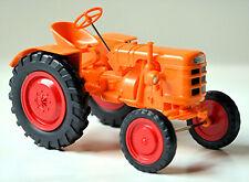 Coche modelo Busch naranja rojizo : tractor Belarús mts 80 h0 51300