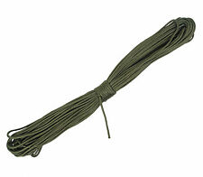 Lomo 4mm Paracord - 30m 100ft Olive Green