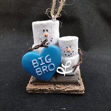 S'mores Big Bro Ornament Midwest Cbk Big Brother Ornament