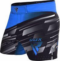 RDX MMA Fight Shorts Cage Kick Boxing Muay Thai Gym Short Wear AU