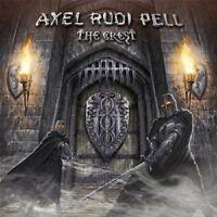 "AXEL RUDI PELL ""THE CREST"" CD 10 TRACKS NEU"