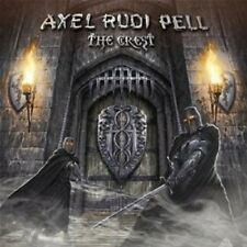 "AXEL RUDI PELL ""THE CREST"" CD 10 TRACKS NEU"