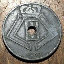 PIECE DE 25 CENTIMES 1942 BELGIQUE (253)