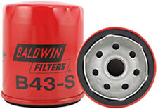 Engine Oil Filter Baldwin B43-S NEW FREE Shipping