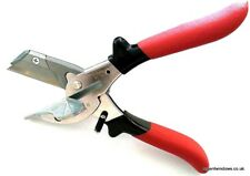 Mitre Rubber Gasket Multi Angle Shears Window Cutters Snip Bead Glazing PVC Trim