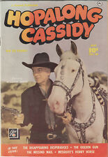 Hopalong Cassidy Starring WIlliam Boyd #43 52 page