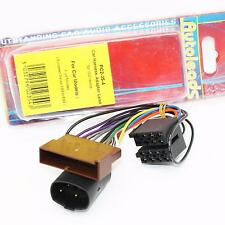Autoleads PC2-35-4 Ford mondeo car stereo ISO wiring harness adaptor leads