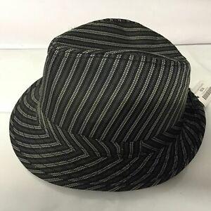 Womens Ladies Classic Trilby Hat Bnwt