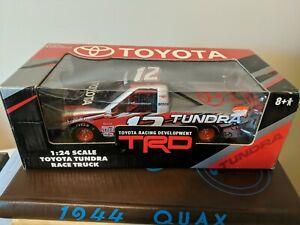 Toyota Tundra TRD #12 Craftsman Truck 1:24 Racing Champions Diecast