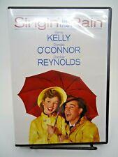 Singin' In The Rain 60th Anniversary Dvd Like New Gene Kelly Debbie Reynolds