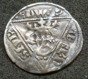 Ireland Irish Hammered Silver Edward I Penny 2nd Coinage 1297-1302 Dublin S6247