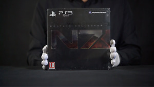 Mass Effect 3 N7 Collector's FR Edition for PS3 NEW SEALED - 'The Masked Man'