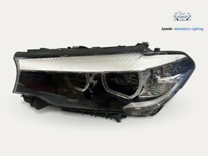 BMW 5 G30 Fanale Sinistro Vollled 8499111 Ottimo Stato
