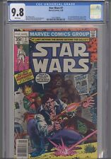 Star Wars #7  CGC 9.8 1980  Marvel  Comic : KEY Issue NEW CGC Frame