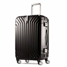 "NEW Samsonite Tru Frame 25"" Graphite Carry on Luggage 4-wheeled 68044-4804"