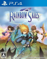Rainbow Skies Sony Playstation 4 PS4 Video Games From Japan Tracking NEW