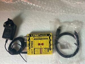 Lynx Technik AG CDH 1813 yellowbrik 3G-SDI to HDMI Converter