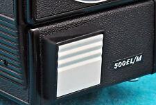 Hasselblad NASA GRAY Release Plate Switch Button #46345 ELD,ELX,ELM,EL,SWC/E