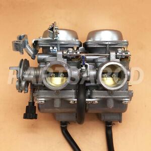 PD26JS Carburetor CB125T CB125 CA CB250 Cl125-3 Double Twin Cylinder engine Carb