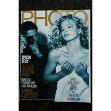 PHOTO 283 SPECIAL SEXY BETTINA RHEIMS HOT VANESSA PARADIS UWE OMMER GAINSBOURG