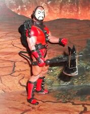 DC SUPER POWERS STEPPENWOLF  FIGURE KENNER 1985 APOCALYPSE ARMY