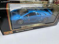 NEW IN BOX | Maisto Special Edition | 1995 Blue Lamborghini Jota |