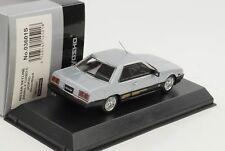 Nissan Skyline 2000RS-X Turbo-C KDR30 silber 1:43 Kyosho diecast