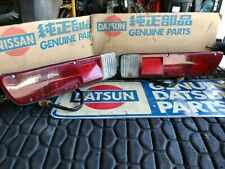 DATSUN 620 10.73- 8.74 OEM USDM Tail Light Set  (2x, Left & Right)