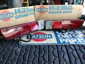 DATSUN 620 10.73- 8.74 OEM USDM Tail Light Set  (2x, Left & Right)