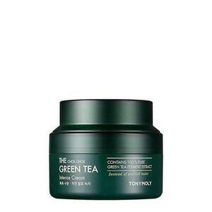 TONYMOLY The Chok Chok Green Tea Intense Cream 60ml Korea Beauty