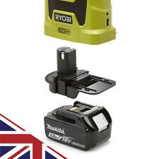 Badaptor Makita Battery Adapter to Ryobi 18v One+ Works with Ryobi 18v One+ Tool