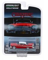 "Greenlight ""Christine"" 1958 Plymouth Fury (Evil Version) 1/64 Diecast Car 44840B"