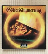 Solti Wagner Gotterdammerung 4 SACD LP size package STEREO SOUND almost NEW