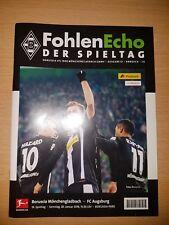 Borussia mönchengladbach-Augsburg fohlenecho