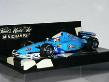 Minichamps Benetton Playlife B200 Alex Wurz 1/43