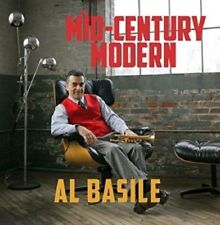 Al Basile: Mid-Century Modern (CD, 2016, SST9752) - Usually ships in 12 hours!!!