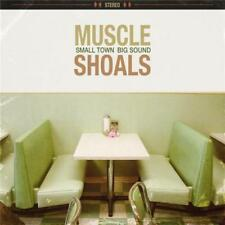 MUSCLE SHOALS SMALL TOWN BIG SOUND CD NEW Keb' Mo' Grace Potter Aloe Blacc