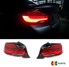Nuevo Original BMW F22 F23 F87 LCI LED luz de la cola Retrofit Facelift Lámparas Set Par