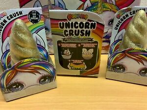 POOPSIE UNICORN CRUSH HORN GLITTER AND SLIME SURPRISE DROP 1 NEW XMAS GIFT