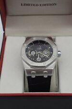 Emporio DiMilano Mens Watch Automatic HP3355 Sport Black Wrist Watch Dial Analog