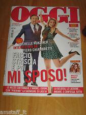 OGGI 2014/40=MICHELLE HUNZIKER=PIERO CHIAMBRETTI=Vincenzo Nibali=MARCO BOCCI=