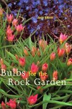 Bulbs for the Rock Garden-ExLibrary