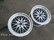 4x 20 Zoll BBS LM Style felgen für BMW 3 5  E36 E46 E90 F30 F10 wheels 5x120