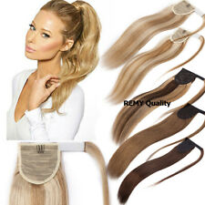 4cbc95a39cb Ponytail Hair Wrap Extensions for sale | eBay