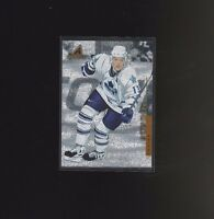 1997-98 Pinnacle Rink Collection #PP50 Mats Sundin Toronto Maple Leafs