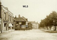 North Norfolk Postcard - Wells next the Sea - The Buttlands circa 1922 - WL5