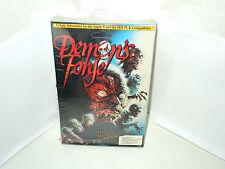 DEMON'S FORGE complete pc / apple Big Box game rare