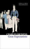 Collins Classics - Great Expectations Charles Dickens Very Good Book