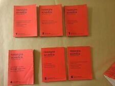 Rassegna Sovietica - 1983 - Annata Completa - Rivista Bimestrale di Cultura